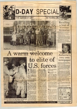D-day page A