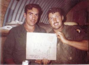 Foxy & Quick (Dennis) 101ST Airbourne   Vietnam-B